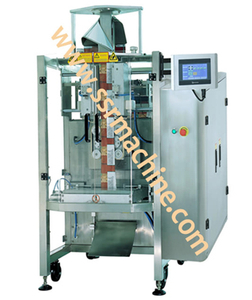 STAND-UP QUAD-SEAL Bag making machine