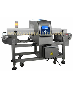 Conveyor Detectronic Metal Contamination Detector for Foods, Shoes, Clothes Processing Industry