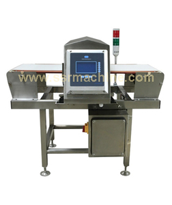 Packaged Food Metal Separators Conveyor type Tunnel Metal Detector