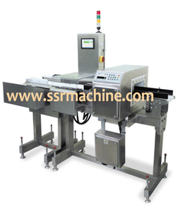 Combo Digital Metal Detector and Automatic Check Weigher
