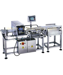 Food Metal Detection Integrated with Check weighing Inspection Systems